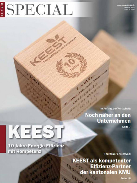 10 Jahre KEEST - LEADER SPECIAL